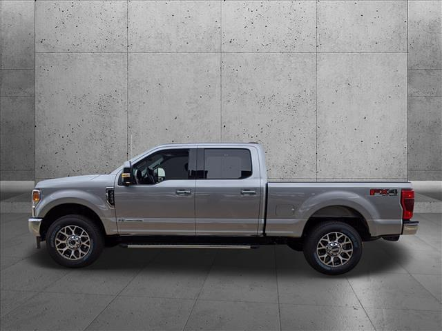 2021 Ford F-250 Crew Cab 4x4, Pickup #MEC26049 - photo 7