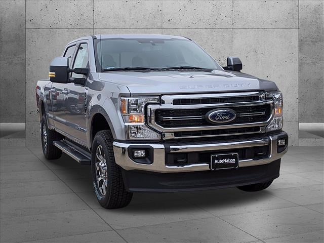 2021 Ford F-250 Crew Cab 4x4, Pickup #MEC26049 - photo 11