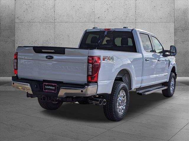 2021 Ford F-250 Crew Cab 4x4, Pickup #MEC30705 - photo 4