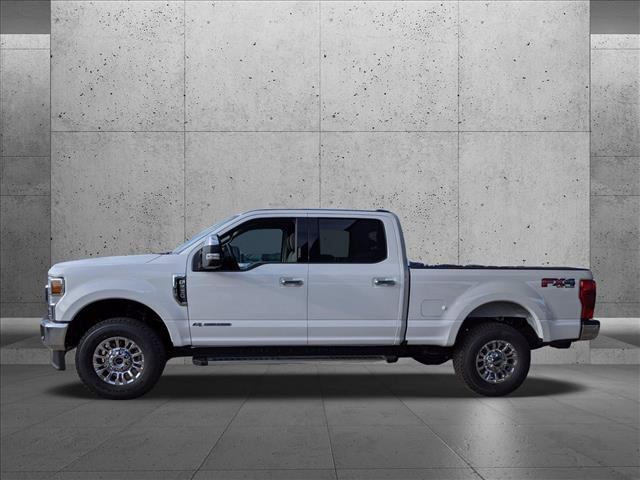 2021 Ford F-250 Crew Cab 4x4, Pickup #MEC30705 - photo 9