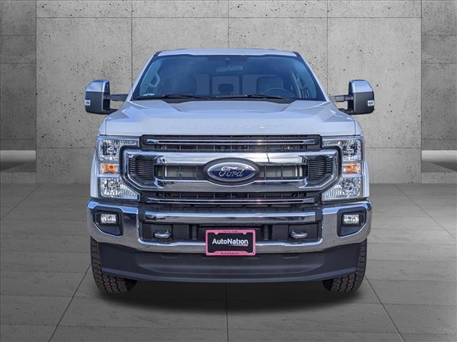 2021 Ford F-250 Crew Cab 4x4, Pickup #MEC30705 - photo 10