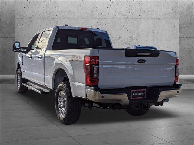 2021 Ford F-250 Crew Cab 4x4, Pickup #MEC30705 - photo 2