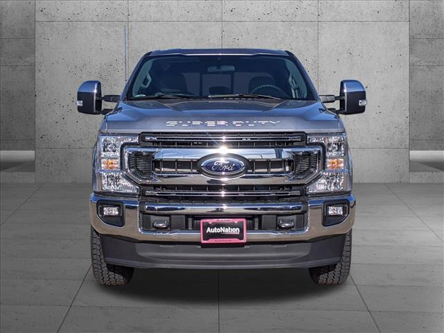 2021 Ford F-250 Crew Cab 4x4, Pickup #MEC30706 - photo 9