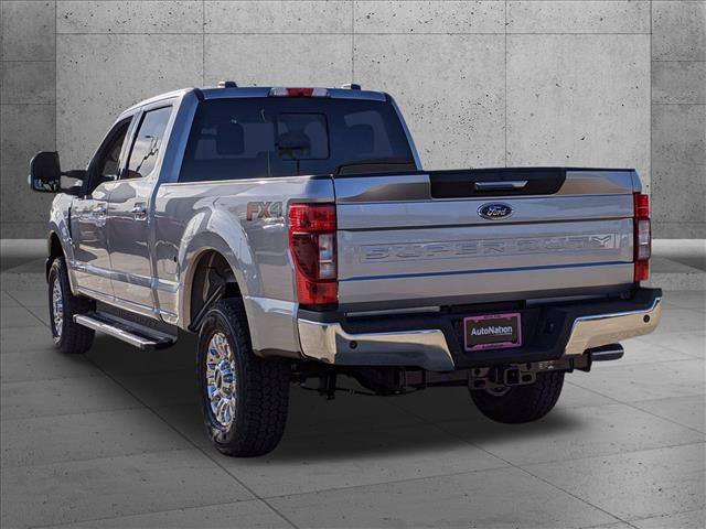 2021 Ford F-250 Crew Cab 4x4, Pickup #MEC30706 - photo 2