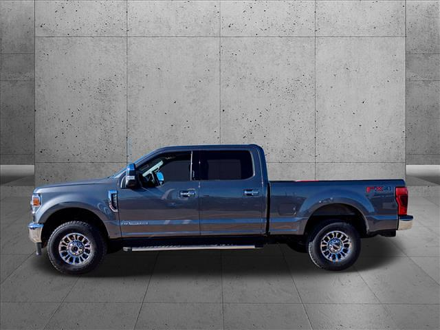 2021 Ford F-250 Crew Cab 4x4, Pickup #MEC36114 - photo 6