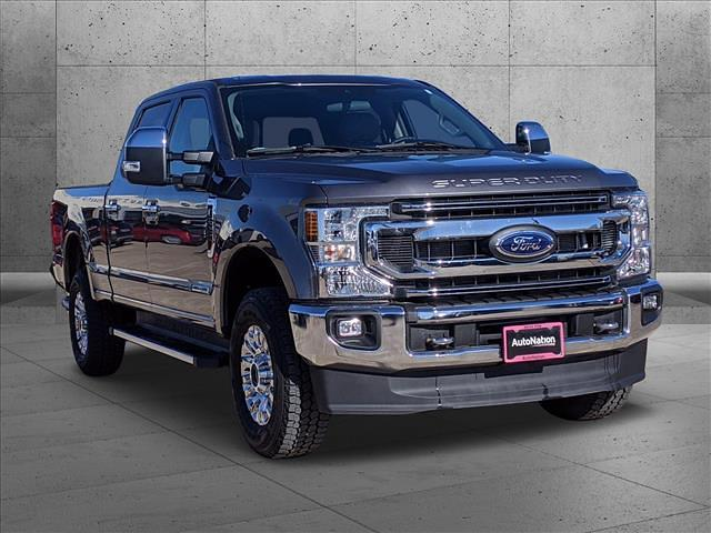 2021 Ford F-250 Crew Cab 4x4, Pickup #MEC36114 - photo 10