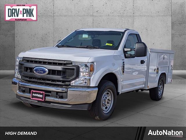 2021 Ford F-250 Regular Cab 4x2, Reading Service Body #MEC43136 - photo 1