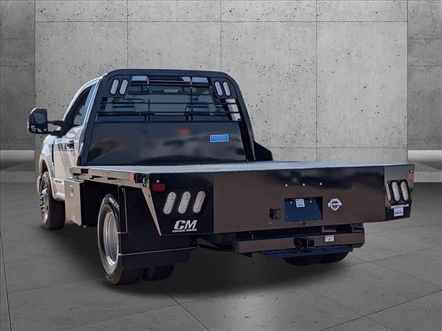 2021 Ford F-350 Regular Cab DRW 4x2, CM Truck Beds Platform Body #MEC43209 - photo 1