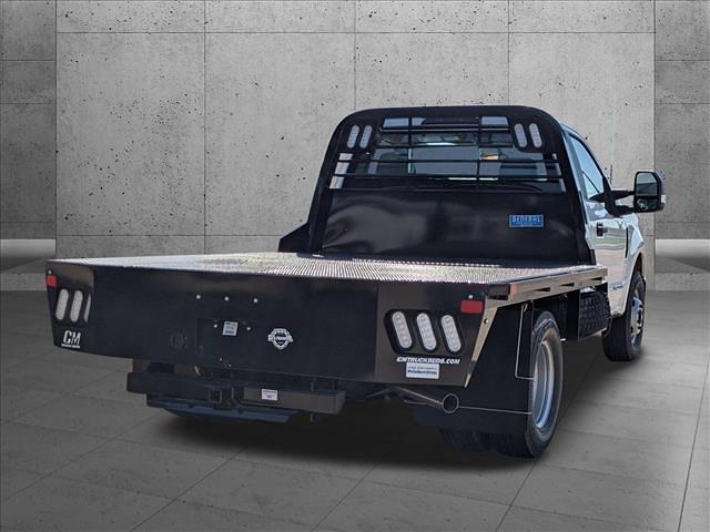 2021 Ford F-350 Regular Cab DRW 4x2, CM Truck Beds RD Model Platform Body #MEC43209 - photo 3