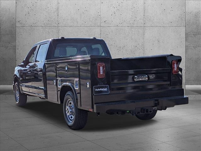 2021 Ford F-350 Crew Cab 4x2, KNAPHEIDE 8 FOOT SERVICE BODY #MEC73203 - photo 1