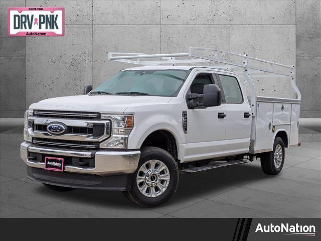 2021 Ford F-250 Crew Cab 4x4, Royal Service Body #MEC76378 - photo 1