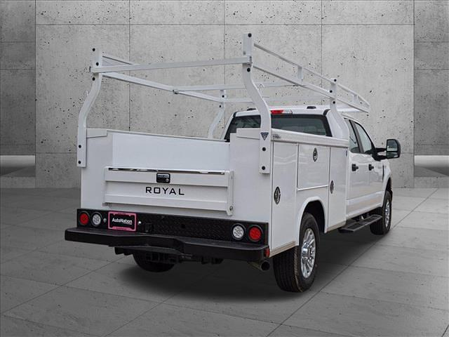 2021 Ford F-250 Crew Cab 4x4, Royal Truck Body Service Body #MEC76378 - photo 3