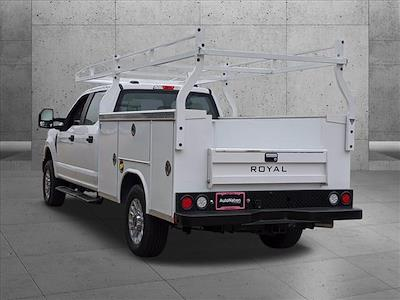 2021 Ford F-250 Crew Cab 4x4, Royal Truck Body Service Body #MEC76378 - photo 2
