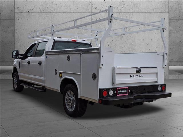2021 Ford F-250 Crew Cab 4x4, Royal Service Body #MEC79118 - photo 1