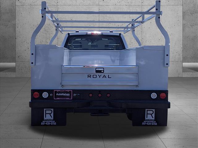 2021 Ford F-350 Crew Cab DRW 4x2, Royal Truck Body Service Body #MEC83003 - photo 9