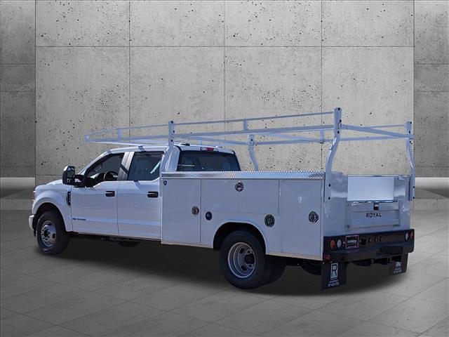 2021 Ford F-350 Crew Cab DRW 4x2, Royal Truck Body Service Body #MEC83003 - photo 1