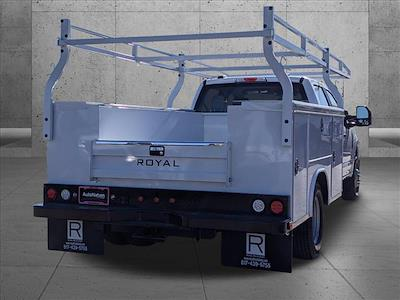 2021 Ford F-350 Crew Cab DRW 4x2, Royal Truck Body Service Body #MEC83003 - photo 3