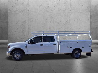 2021 Ford F-350 Crew Cab DRW 4x2, Royal Truck Body Service Body #MEC83003 - photo 6