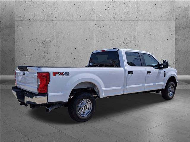 2021 Ford F-250 Crew Cab 4x4, Pickup #MED13536 - photo 2