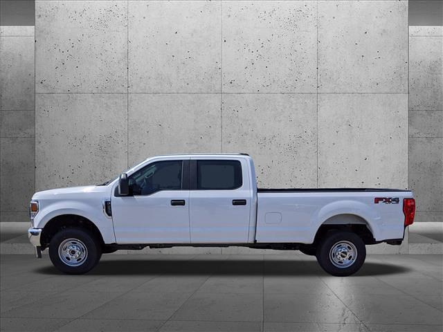 2021 Ford F-250 Crew Cab 4x4, Pickup #MED13536 - photo 5