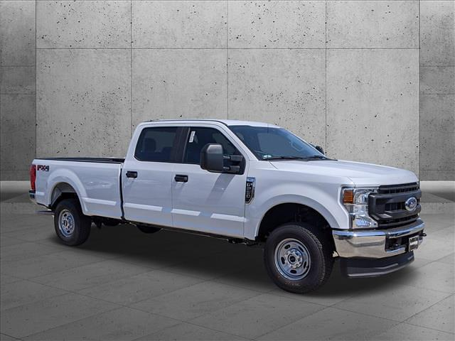 2021 Ford F-250 Crew Cab 4x4, Pickup #MED13536 - photo 7
