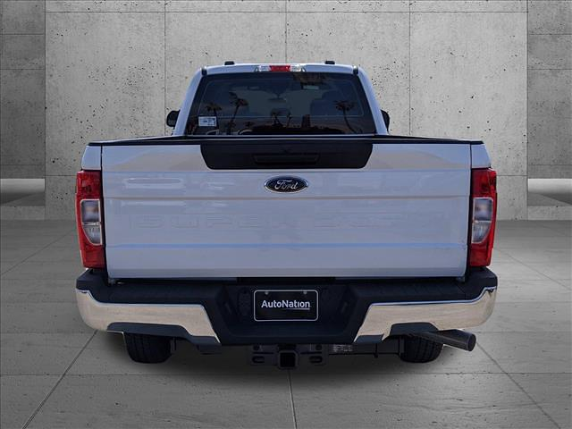 2021 Ford F-250 Crew Cab 4x4, Pickup #MED13536 - photo 8