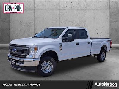 2021 Ford F-250 Crew Cab 4x4, Pickup #MED13536 - photo 1