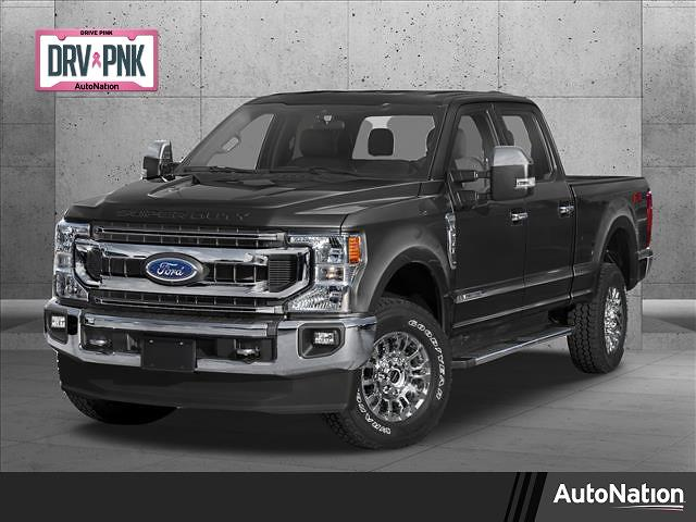 2021 Ford F-250 Crew Cab 4x4, Pickup #MED28699 - photo 1