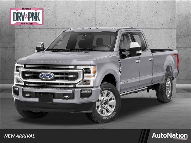 2021 Ford F-350 Crew Cab 4x4, Pickup #MED28700 - photo 1