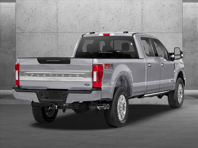 2021 Ford F-350 Crew Cab 4x4, Pickup #MED28700 - photo 2