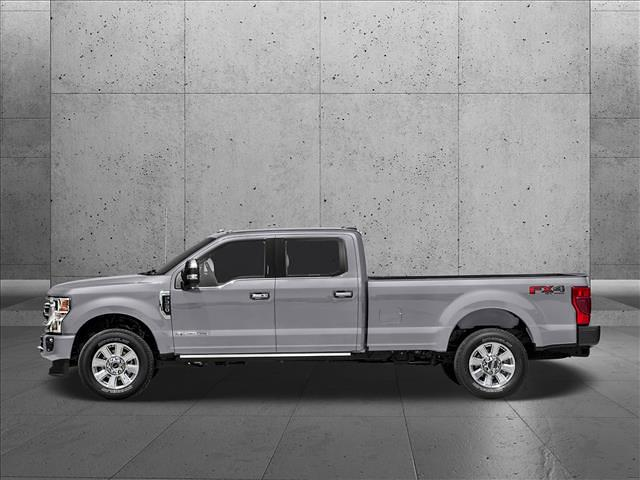 2021 Ford F-350 Crew Cab 4x4, Pickup #MED28700 - photo 3