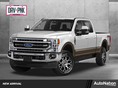 2021 Ford F-250 Crew Cab 4x4, Pickup #MED39238 - photo 1