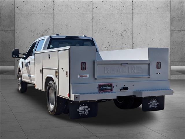 2021 Ford F-350 Crew Cab DRW 4x2, Service Body #MED39239 - photo 1