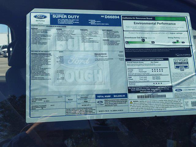 2021 Ford F-250 Crew Cab 4x2, Pickup #MED66894 - photo 18