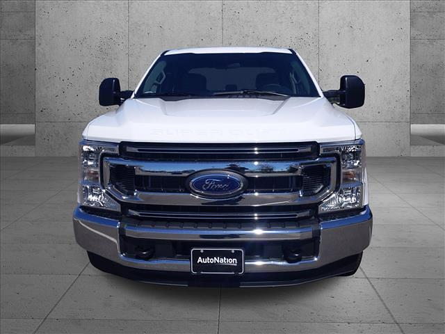 2021 Ford F-250 Crew Cab 4x2, Pickup #MED66894 - photo 7