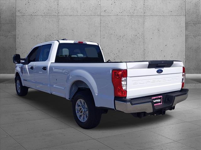 2021 Ford F-250 Crew Cab 4x2, Pickup #MED66894 - photo 2