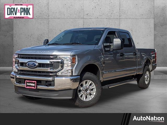 2021 Ford F-250 Crew Cab 4x4, Pickup #MED68482 - photo 1