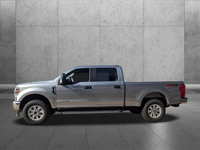 2021 Ford F-250 Crew Cab 4x4, Pickup #MED68482 - photo 2