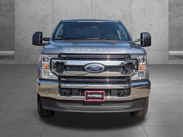 2021 Ford F-250 Crew Cab 4x4, Pickup #MED68482 - photo 7
