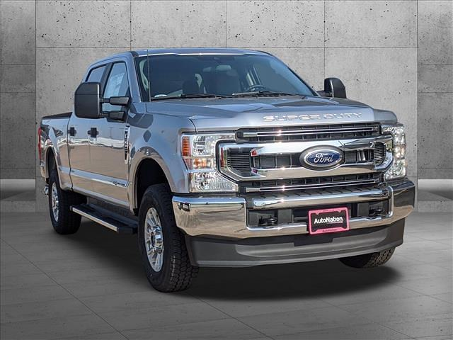 2021 Ford F-250 Crew Cab 4x4, Pickup #MED68482 - photo 3