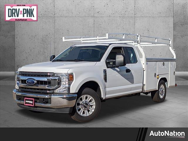 2021 Ford F-250 Super Cab 4x2, Cab Chassis #MED99099 - photo 1