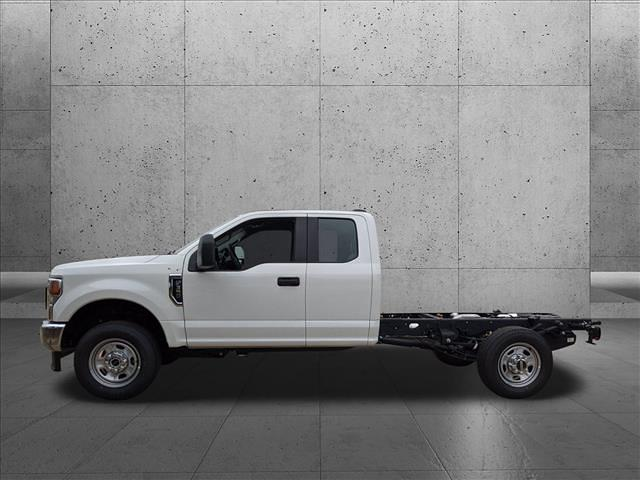 2021 F-350 Super Cab 4x4,  Cab Chassis #MEE13854 - photo 5