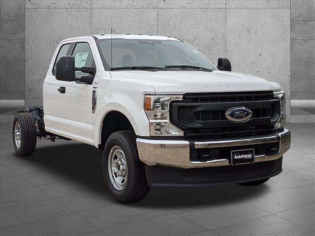 2021 F-350 Super Cab 4x4,  Cab Chassis #MEE13854 - photo 7