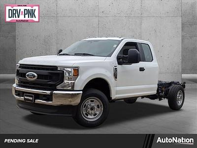 2021 F-350 Super Cab 4x4,  Cab Chassis #MEE13854 - photo 1