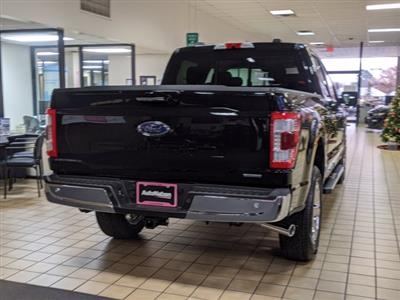 2021 Ford F-150 SuperCrew Cab 4x4, Pickup #MFA24745 - photo 3
