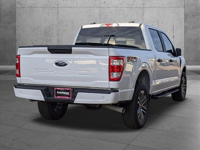 2021 Ford F-150 SuperCrew Cab 4x4, Pickup #MFA49303 - photo 3