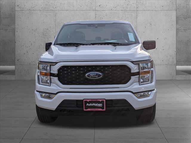 2021 Ford F-150 SuperCrew Cab 4x4, Pickup #MFA49303 - photo 7