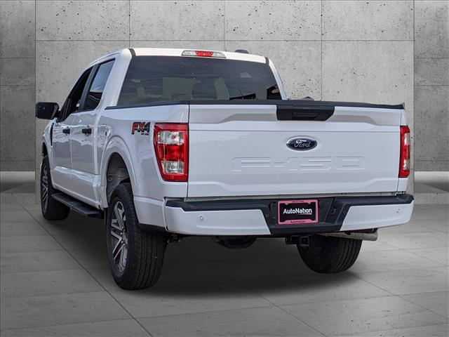 2021 Ford F-150 SuperCrew Cab 4x4, Pickup #MFA49303 - photo 2
