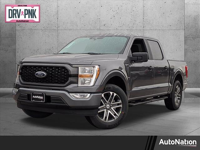 2021 Ford F-150 SuperCrew Cab 4x2, Pickup #MFA49521 - photo 1