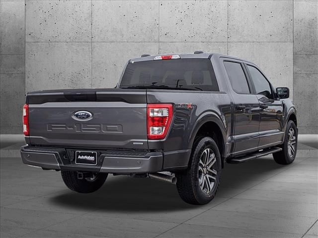 2021 Ford F-150 SuperCrew Cab 4x2, Pickup #MFA49521 - photo 3